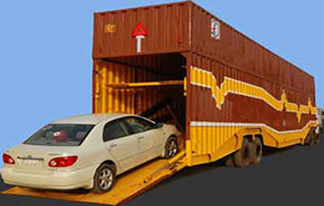 Car Transportation Baroda